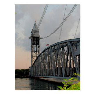 ケープコッド運河橋郵便はがき ポストカード