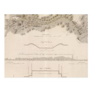 ケープコッド運河 ポストカード