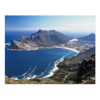 ケープタウン南アフリカ共和国 ポストカード