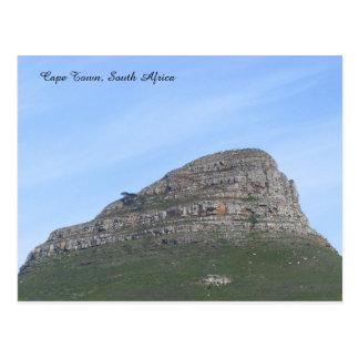 ケープタウン、南アフリカ共和国 ポストカード