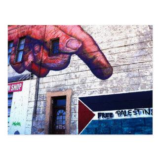 ケープタウン: 自由 ポストカード