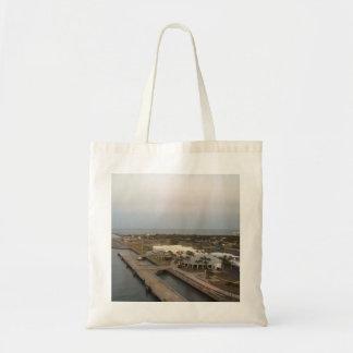 ケープ・カナベラルの波止場のバッグ トートバッグ