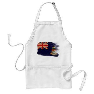 ケーマン諸島の旗のエプロン スタンダードエプロン