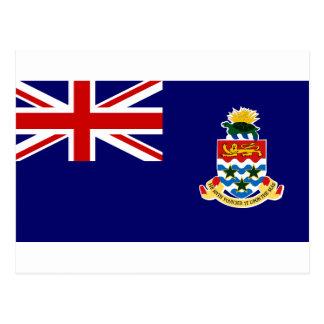 ケーマン諸島の旗 ポストカード