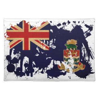 ケーマン諸島の旗 ランチョンマット