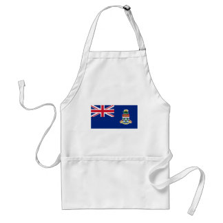 ケーマン諸島の旗-英国国旗 スタンダードエプロン
