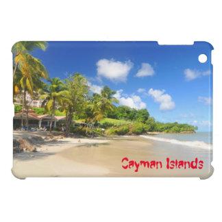 ケーマン諸島の熱帯島 iPad MINIケース