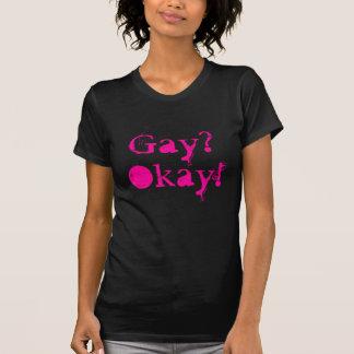 ゲイか。 わかりました! Tシャツ