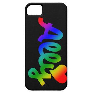 ゲイの権利の同盟国 iPhone SE/5/5s ケース