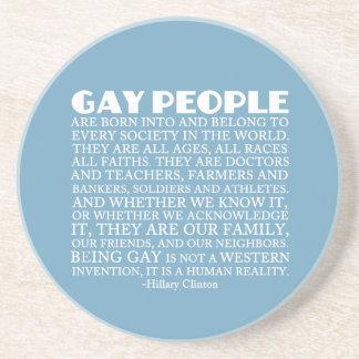 ゲイの権利 コースター
