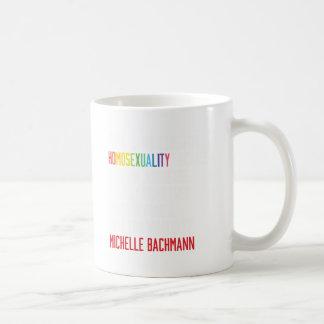 ゲイの権利-同性愛は病気ではないです コーヒーマグカップ