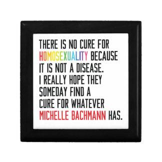 ゲイの権利-同性愛-ミシェールBachmann ギフトボックス