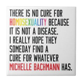 ゲイの権利-同性愛-ミシェールBachmann タイル