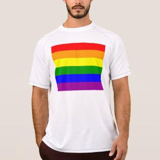 ゲイプライドの旗 Tシャツ