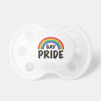 ゲイプライドの虹LGBT おしゃぶり