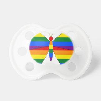 ゲイプライドの蝶 おしゃぶり