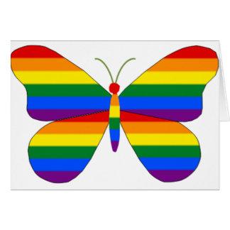 ゲイプライドの蝶 カード