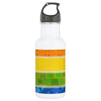 ゲイプライド色 ウォーターボトル