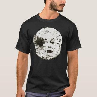ゲオルゲスMelies月のTシャツのフィルムへの旅行 Tシャツ