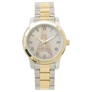 ゲオルゲスSeurat著エッフェル塔 腕時計