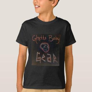 ゲットーのベビーのギア Tシャツ