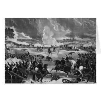 ゲティスバーグの戦いのイラストレーション カード