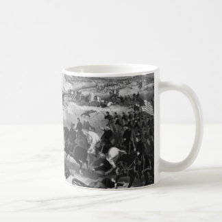 ゲティスバーグの戦いのイラストレーション コーヒーマグカップ