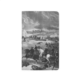 ゲティスバーグの戦いのイラストレーション ポケットジャーナル