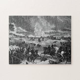 ゲティスバーグの戦いの絵 ジグソーパズル