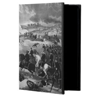 ゲティスバーグの戦いの絵 iPad AIRケース