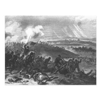 ゲティスバーグの戦い ポストカード
