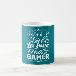 ゲーマーとの愛 コーヒーマグカップ