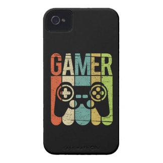 ゲーマーのゲームのコントローラー Case-Mate iPhone 4 ケース