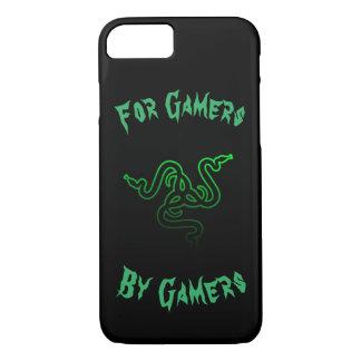ゲーマーの版によるゲーマーのためのRazerの場合 iPhone 8/7ケース