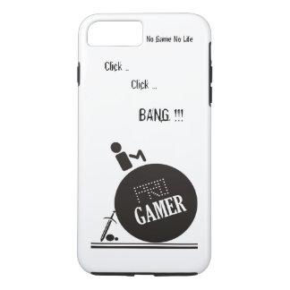 ゲーマーの電話箱 iPhone 8 PLUS/7 PLUSケース