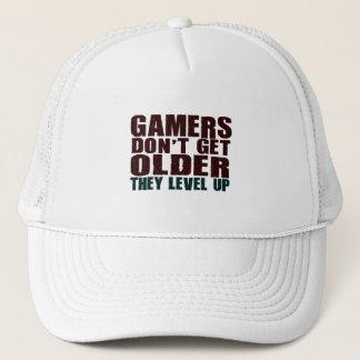 ゲーマーはより古く…なりません キャップ