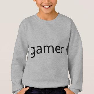 ゲーマー スウェットシャツ