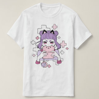 ゲーマーGrrl Tシャツ