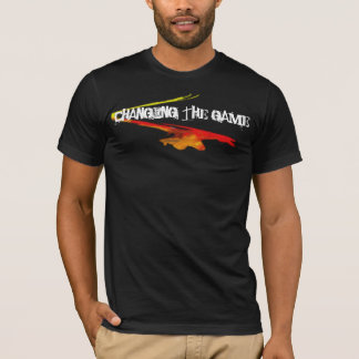ゲームの変更 Tシャツ