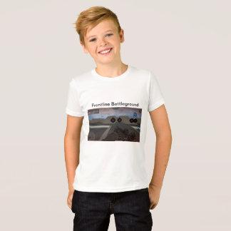 ゲームプリントのTシャツ、大きい男の子 Tシャツ