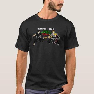 """""""ゲーム:  オースティンおよび谷間およびカナーの"""" Tシャツを使って Tシャツ"""