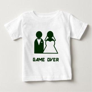 ゲーム ベビーTシャツ