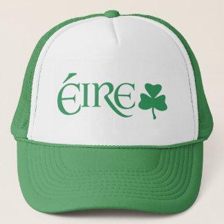 ゲール族のÉireアイルランドのシャムロックの記号のアイルランド人の伝統 キャップ
