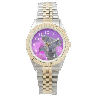 コアラおよび蘭 腕時計