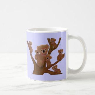 コアラのおもしろい コーヒーマグカップ