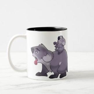 コアラのマグ ツートーンマグカップ