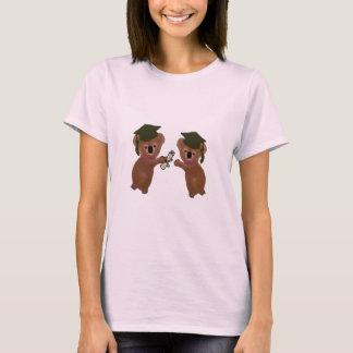 コアラの卒業 Tシャツ