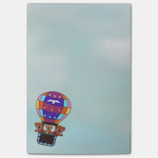 コアラの気球のポスト・イット ポストイット