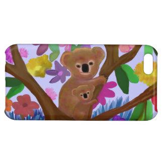 コアラの生息地 iPhone5C カバー