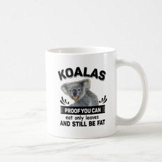 コアラの証拠 コーヒーマグカップ